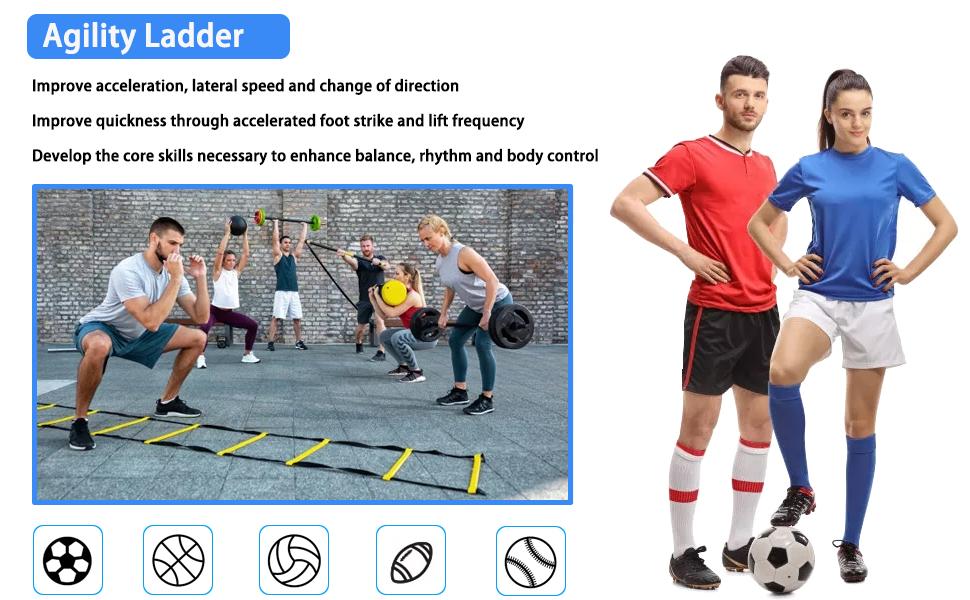 agility ladder set