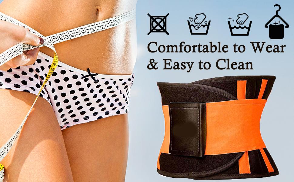Waist cincher shape the tummy & defines waistline and maximize curves to achieve an hourglass figure