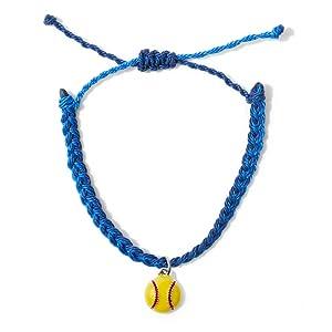 AKTAP Tennis Lover Gift Tennis Racket Bracelet She Can She Will She Did Tennis Bracelet Tennis Jewelry for Tennis Girl Tennis Team