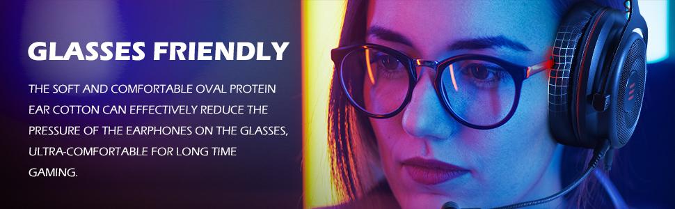 glasses friendly