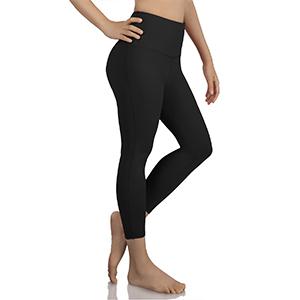ODODOS Yoga Leggings with Inner Pocket