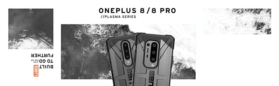 PC Dura Trasera E-Lush Funda Ultra Delgado Caso 360 Grado Full Body Anti-Ara/ñazos Protectora Case Cover para OnePlus 8 Pro Funda OnePlus 8 Pro Carcasa Transparente TPU Silicona