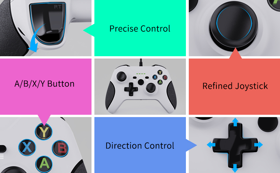 xbox one controller wired cool design