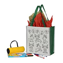 gift bags tissue paper