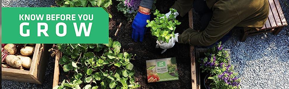 pH, pH tester, Soil Tester, Soil Test Kit, pH Kit, soil pH, Soil Test, Garden, Lawn, Organic