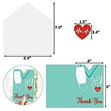 Medical Appreciation Cards