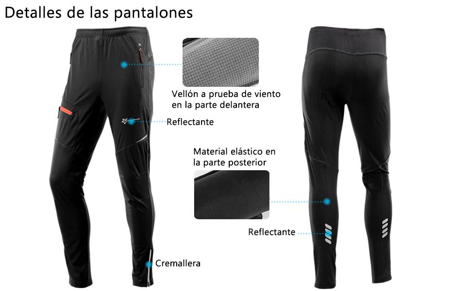 detalles de pantalones