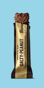 salty peanut bar