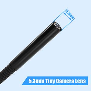 5.3mm Tiny Camera Lens