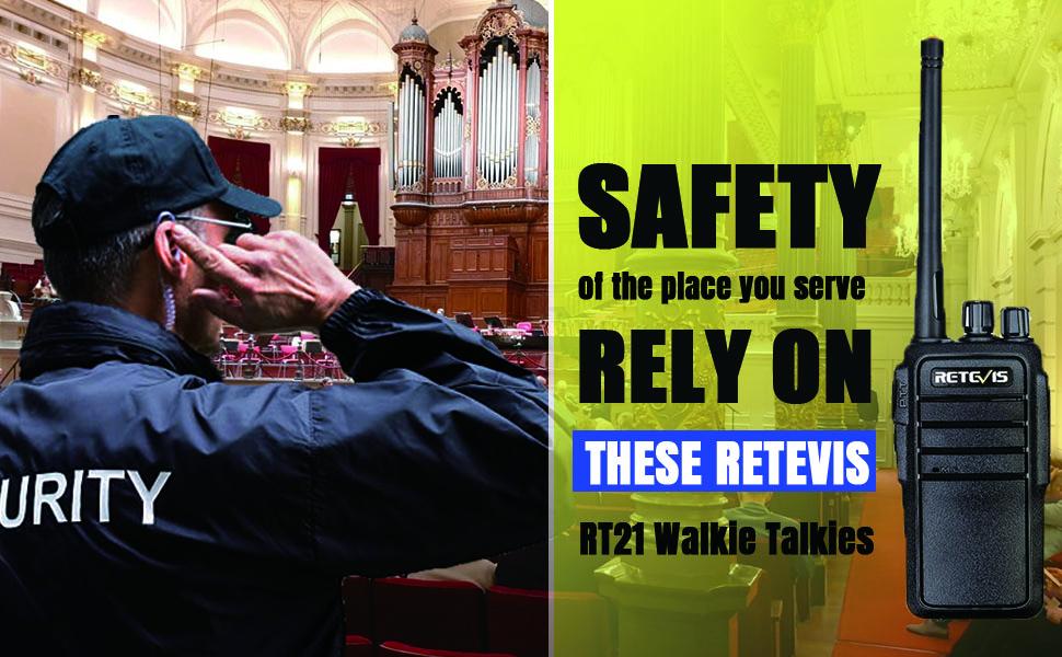 retevis RT21 walkie talkie