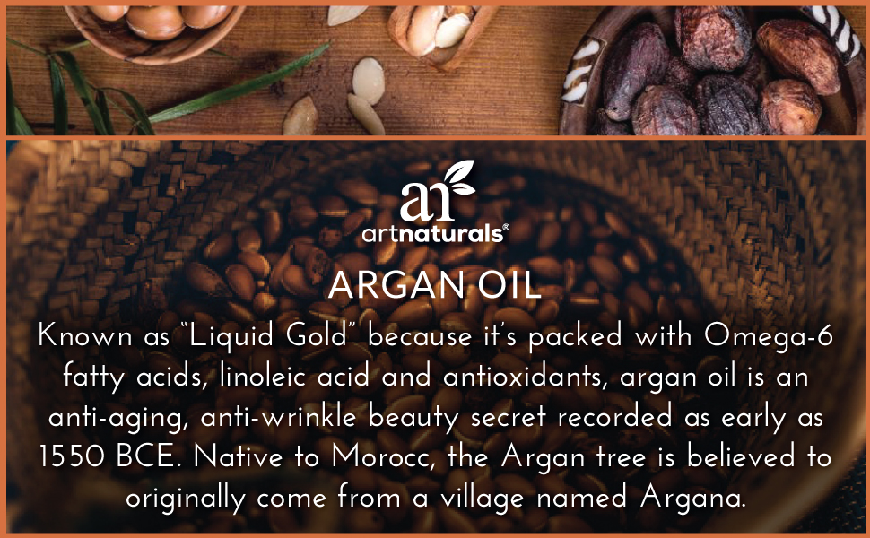Argan Oil carrier face hair growth loss skin sensitive organic natural usda certified shampoo