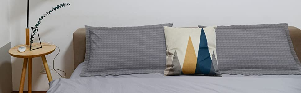LVM Microfiber Pillowcases