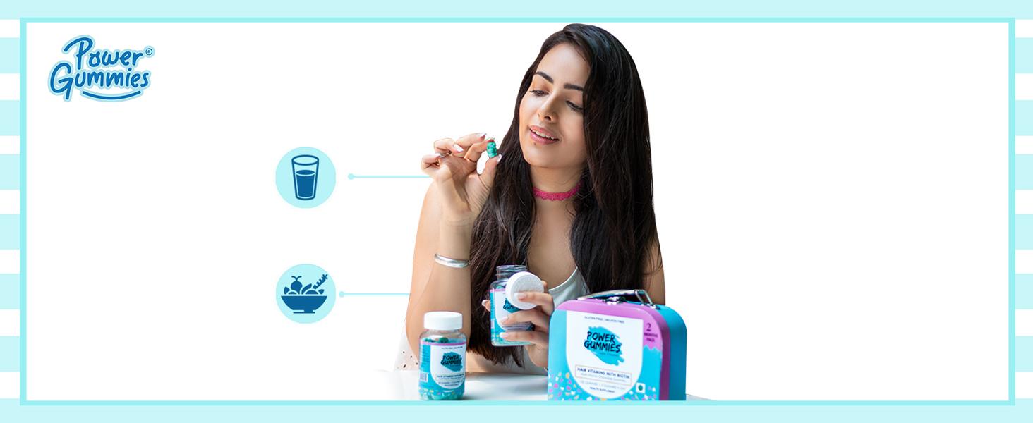 hair and nail vitamin with biotin