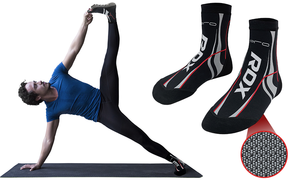 MMA Socks with Grip for Boxing Yoga