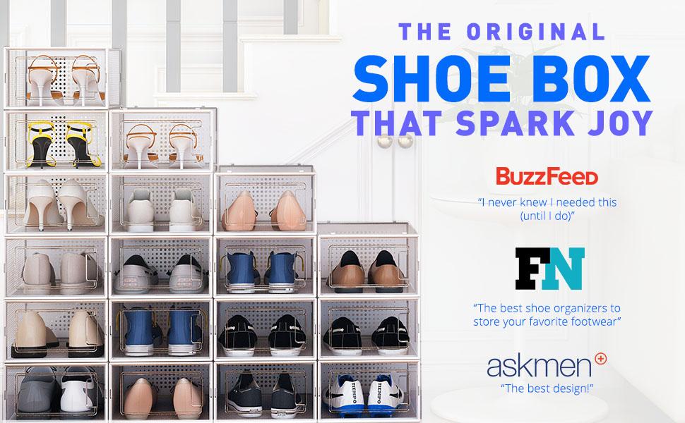 shoe organizer shoe rack shoe rack for entryway shoe shelf  shoe storage boxes clear stackable