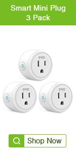 Gosund smart plug 3pack