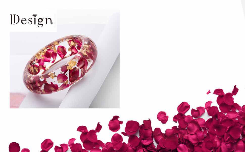 rose petals bracelets for lover
