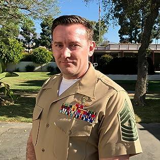 Ravenox CEO Master Gunnery Sergeant Sean Brownlee