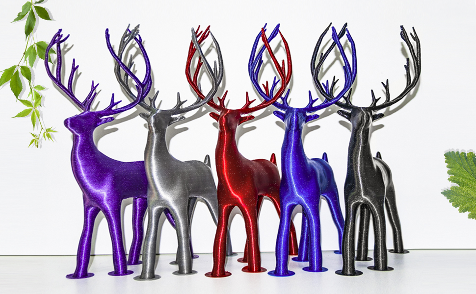 Holiday Christmas Deer is by yeg3d Dec 1, 2014
