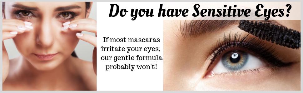 mineral mascara hypoallergenic vegan cruelty free natural organic sensitive eyes skin2spirit