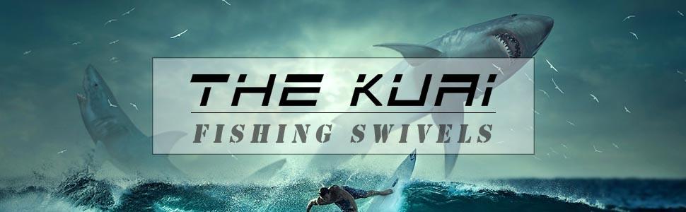 Thekuai Fishing swivels