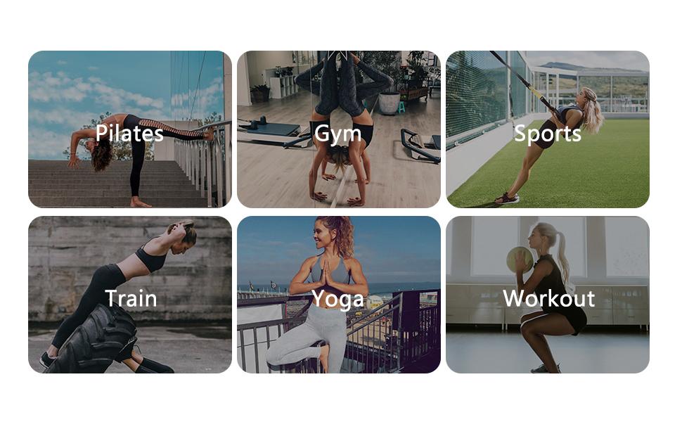Workout-Kleidung schnelltrocknend Racerback-Mesh-Tanktop f/ür Frauen Sportbekleidung Laufen Sport-Shirt Oyanus Damen Yoga-Top