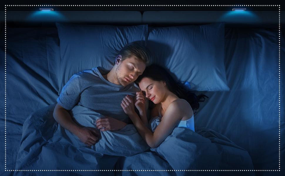 adult travel night light color changing sensor bedroom nightlight dim bright lamp bathroom kitchen