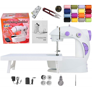 sewing machine for home tailoring with table