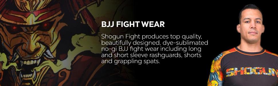 Shogun BJJ Fightwear
