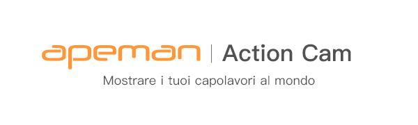 apeman action cam