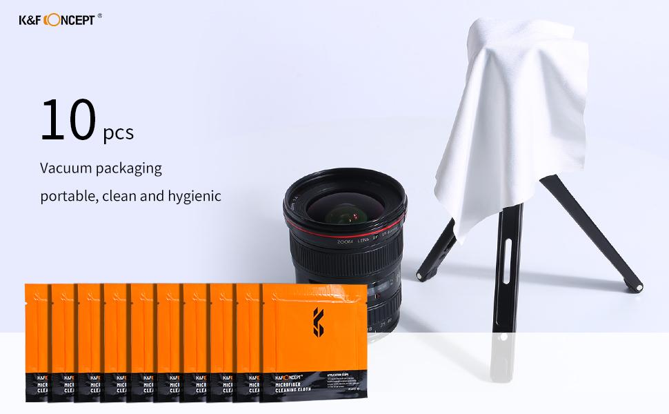Camera lens cleaner