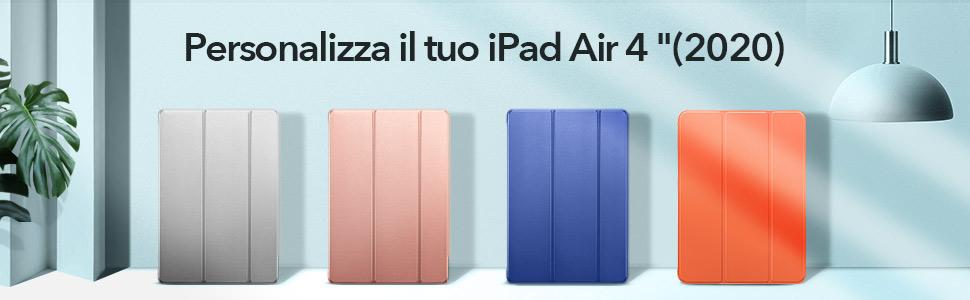 cover per ipad air 4