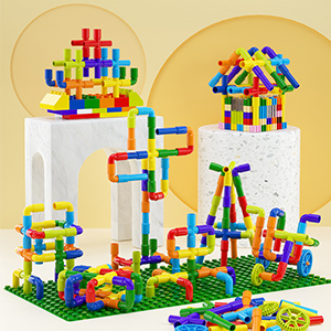 stem boys building kids boys educational boy blocks toddler learning girls gifts toddlers pipes