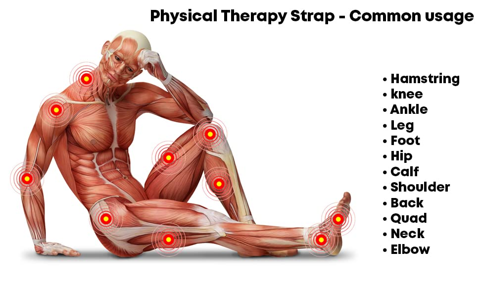 hamstring stretcher strap CTRL Sports
