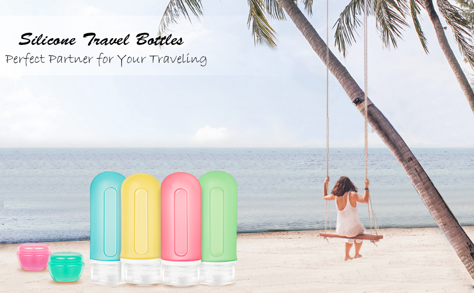 travel bottles for toiletries