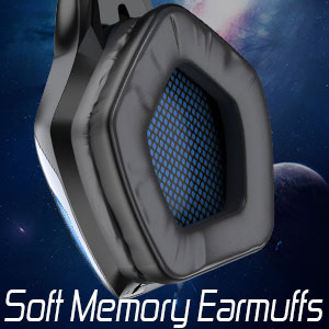 Soft Memory Earmuffs