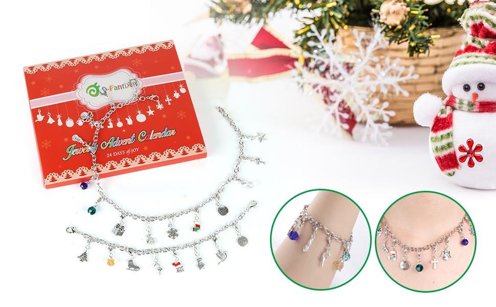 jewelry advent calendar
