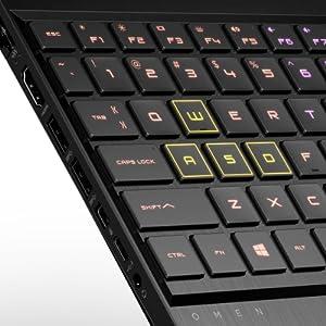 4-zone RGB Gaming Keyboard