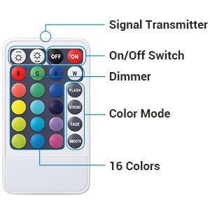 floor lamp remote controller