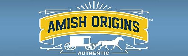 Amish Origins Logo