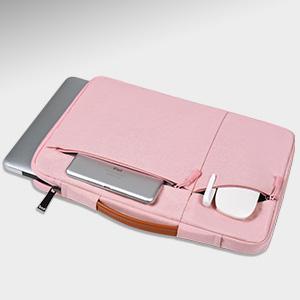 11.6 12 inch multi-pockets laptop bag