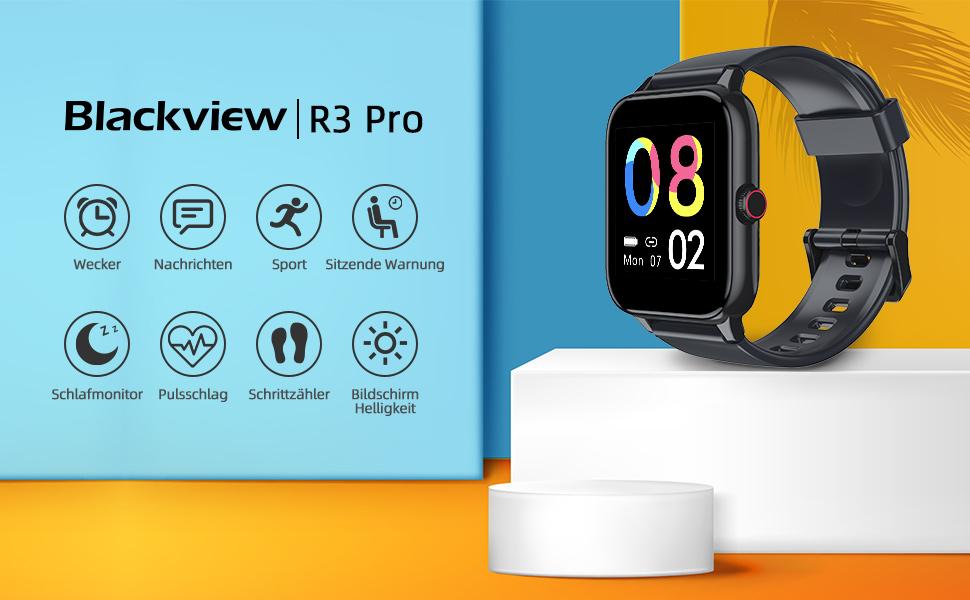 Blackview R3Pro Smartwatch