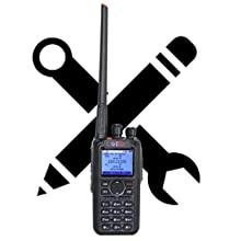 customize dmr radio