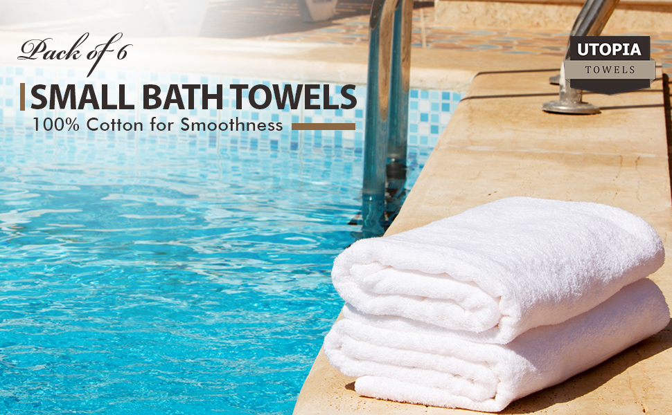 Small Bath Towel Set