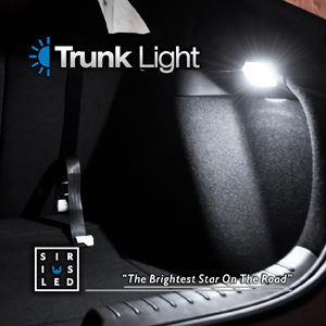 Trunk/cargo light