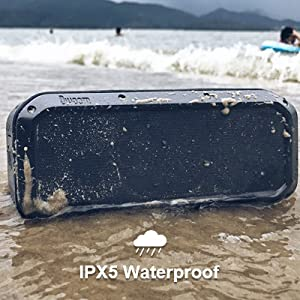 IPX6 Water proof