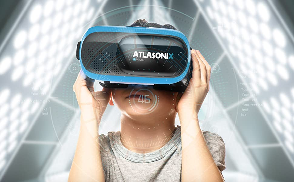 virtual reality goggles for iphone and android 3d glasses gift for boys