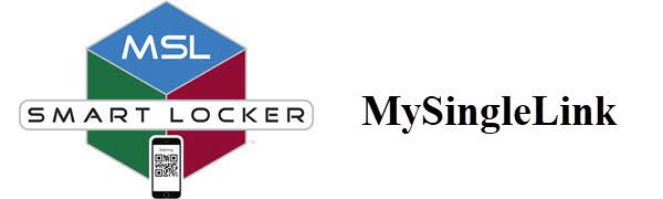 MySingleLink Smart Locker My Single Link SmartLocker