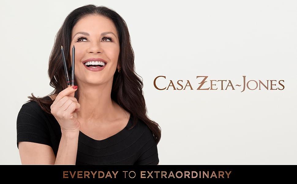 wunder2,wunderbrow,eyes,eyeliner,gold,bronze,catherine zeta jones, casa zeta jones,long lasting,