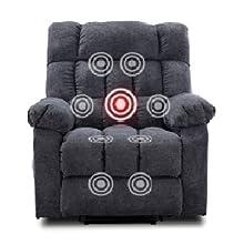 lift recliner massage heating